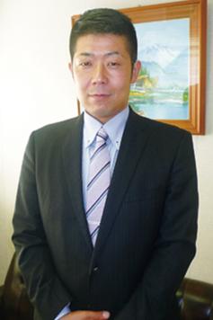 代表取締役 岩名圭太