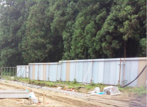 村上市新ゴミ処理場整備工事