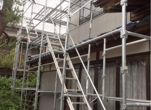 一般住宅外壁塗装工事