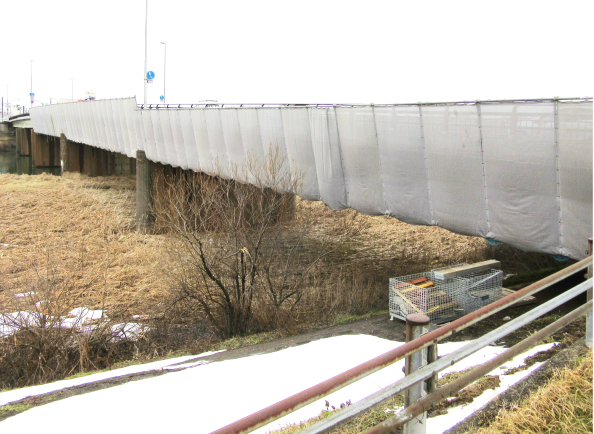 中央橋南町線橋梁塗装塗替工事